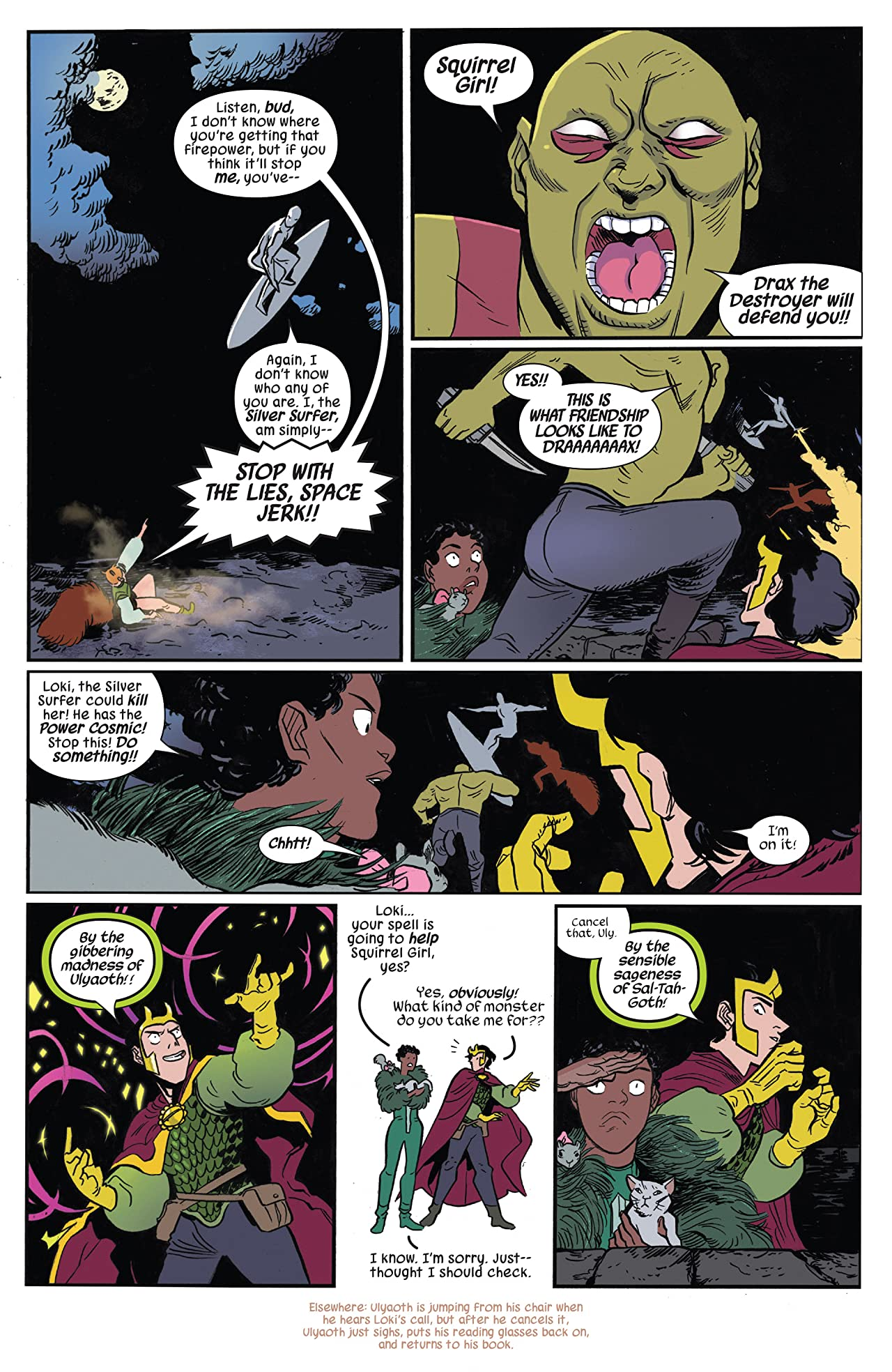 The Unbeatable Squirrel Girl (2015-2019) #29