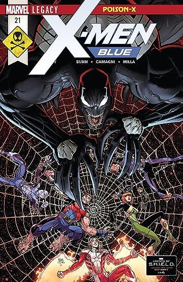 X-Men Blue (2017-) #21