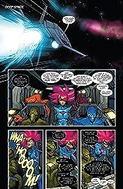 X-Men Blue (2017-) #22