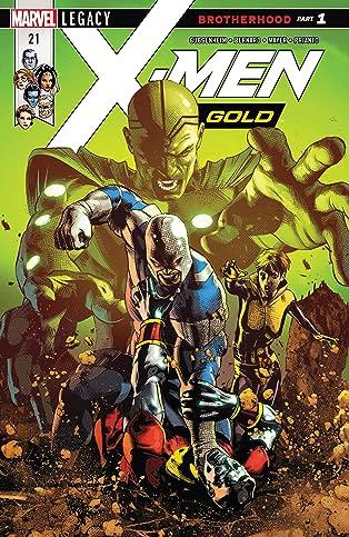 X-Men: Gold (2017-) #21