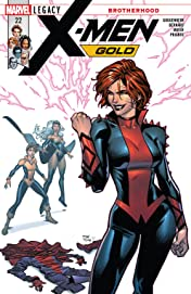 X-Men Gold (2017-2018) #22