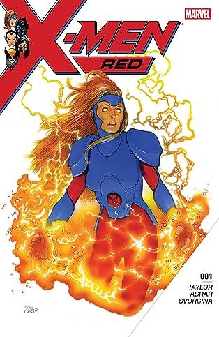 X-Men Red (2018) #1