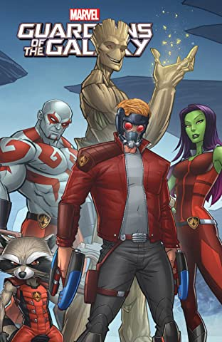 Marvel Universe Guardians of the Galaxy Tome 6