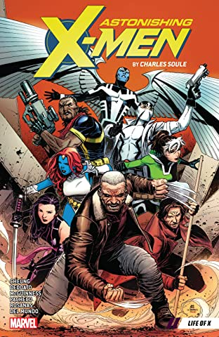 Astonishing X-Men by Charles Soule Tome 1: Life of X