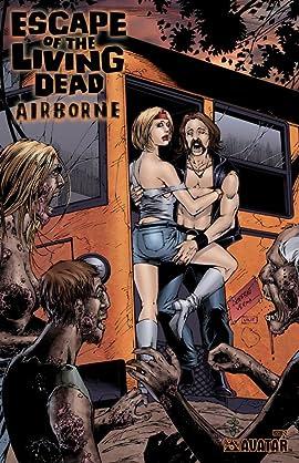 Escape of the Living Dead: Airborne #2