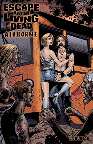 Escape of the Living Dead: Airborne No.2