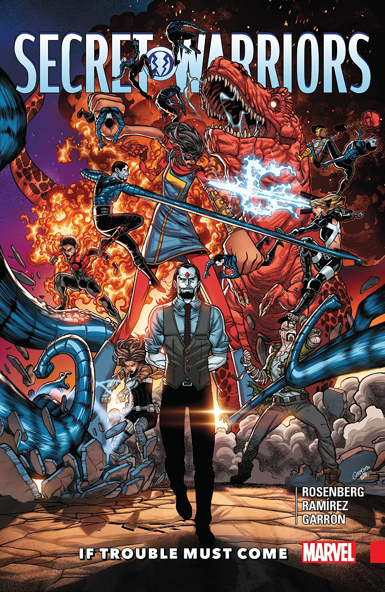 Secret Warriors Tome 2: If Trouble Must Come