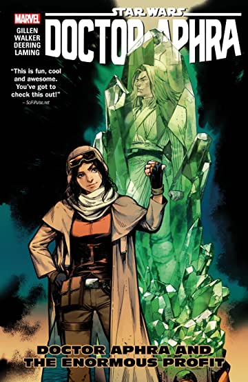 Star Wars: Doctor Aphra Vol. 2: Doctor Aphra and the Enormous Profit