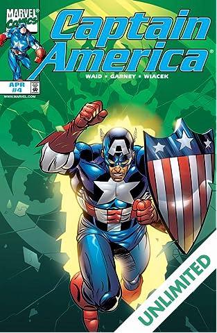 Captain America (1998-2002) #4