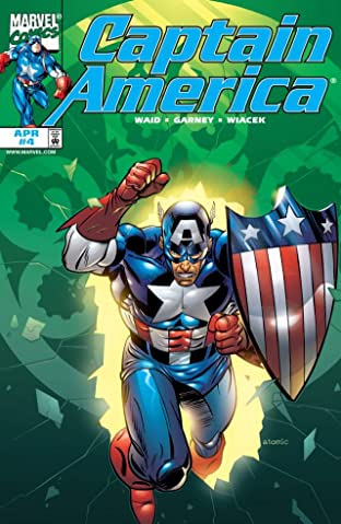 Captain America (1998-2002) No.4