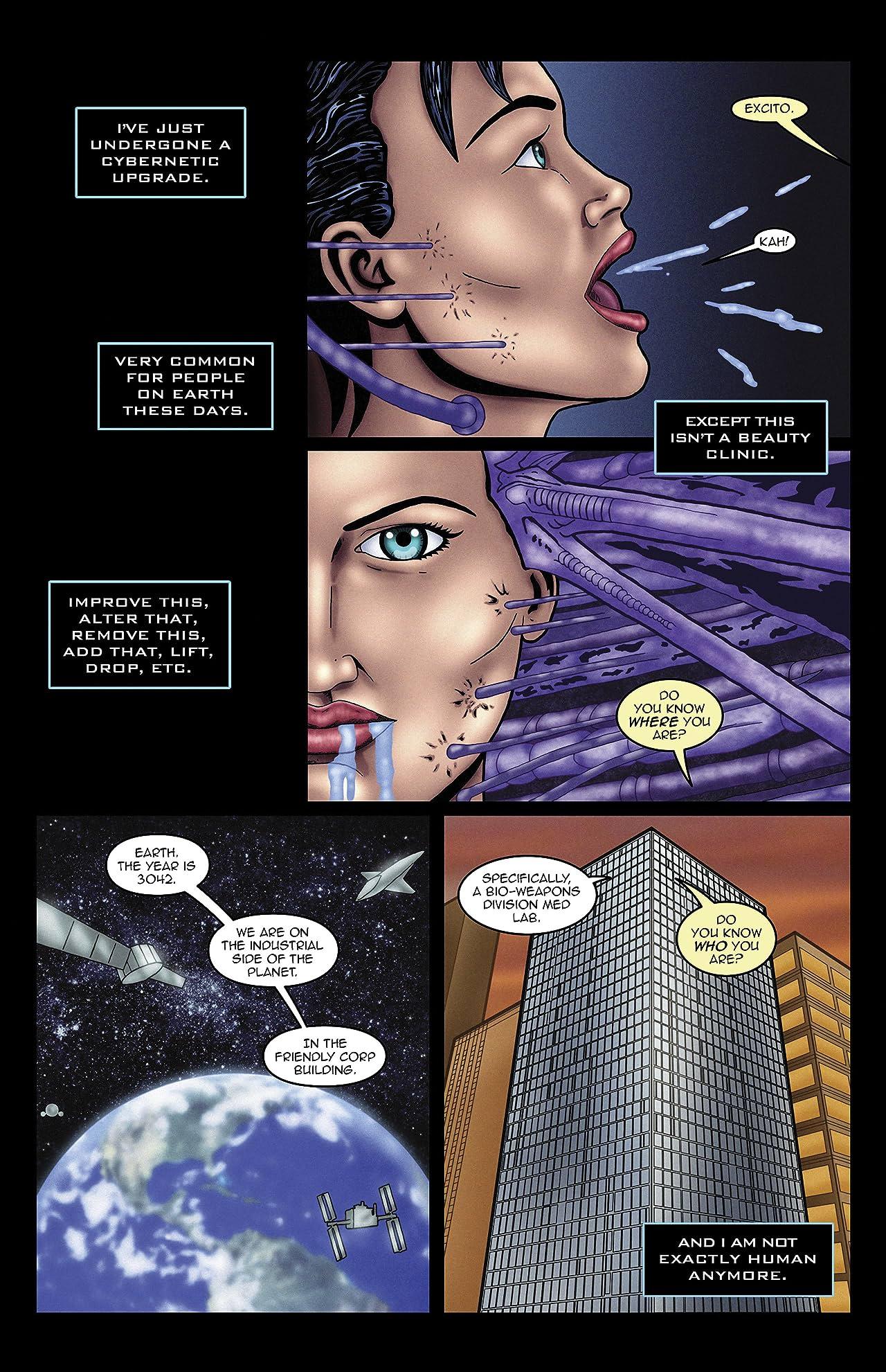 Sage Escape: Mars Gambit