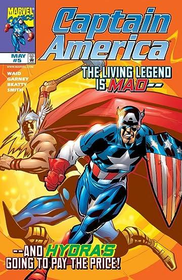 Captain America (1998-2002) #5
