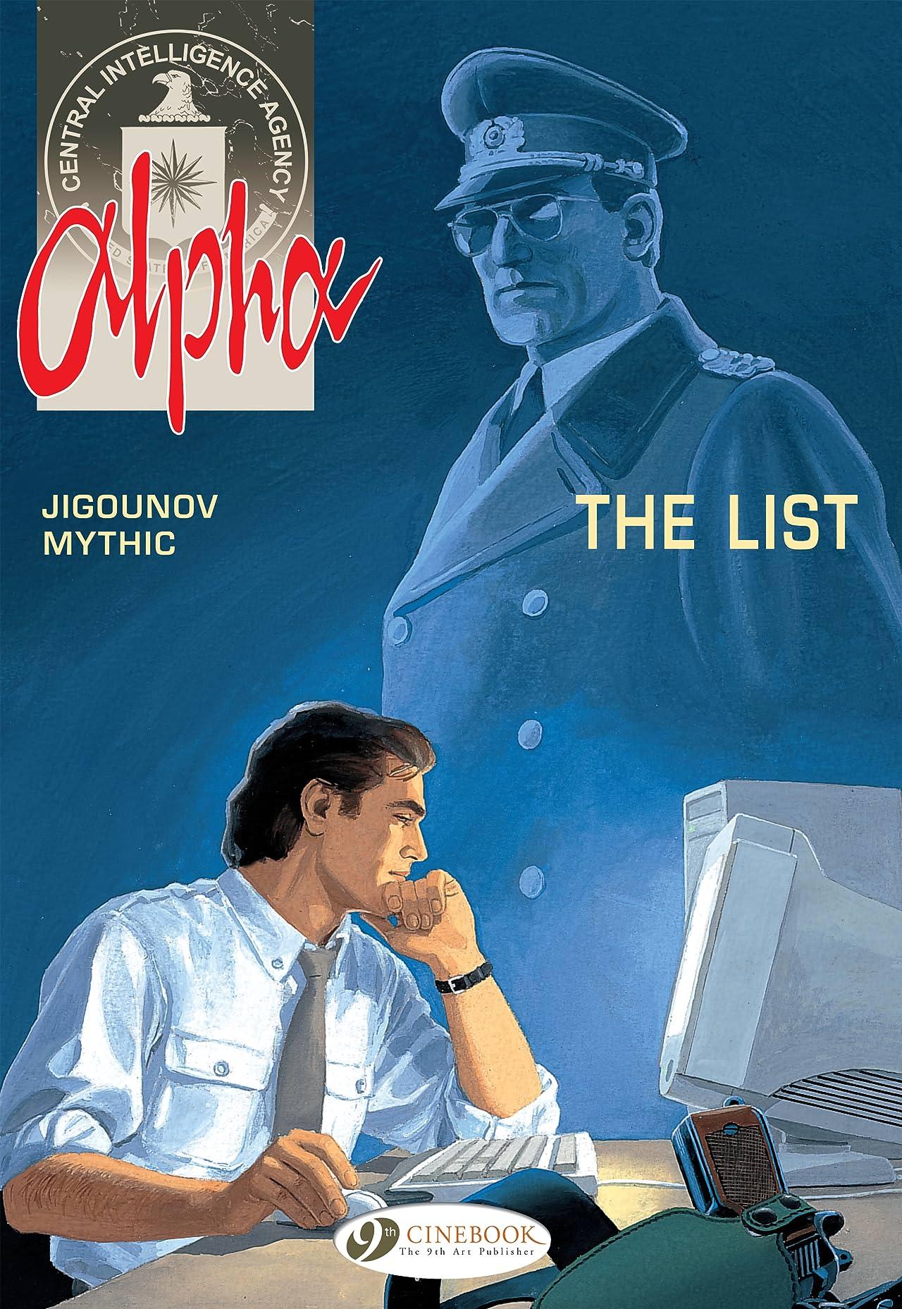 Alpha Vol. 3: The List