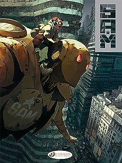 SAM Vol. 2: Robot Hunters