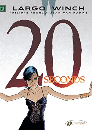 Largo Winch Vol. 16: 20 seconds