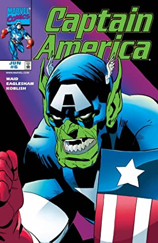 Captain America (1998-2002) No.6