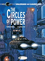 Valerian et Laureline Vol. 15: The Circles of Power