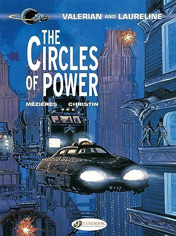 Valerian et Laureline Vol. 15: The Circles of Power