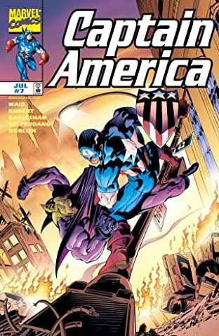 Captain America (1998-2002) No.7