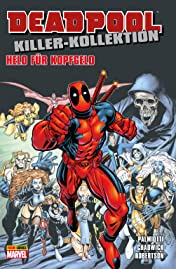 Deadpool Killer-Kollektion Vol. 11: Held für Kopfgeld