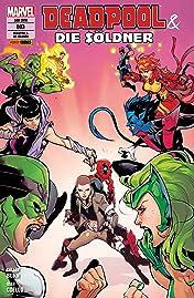 Deadpool & die Söldner Vol. 3: Mittendrin und nicht dabei