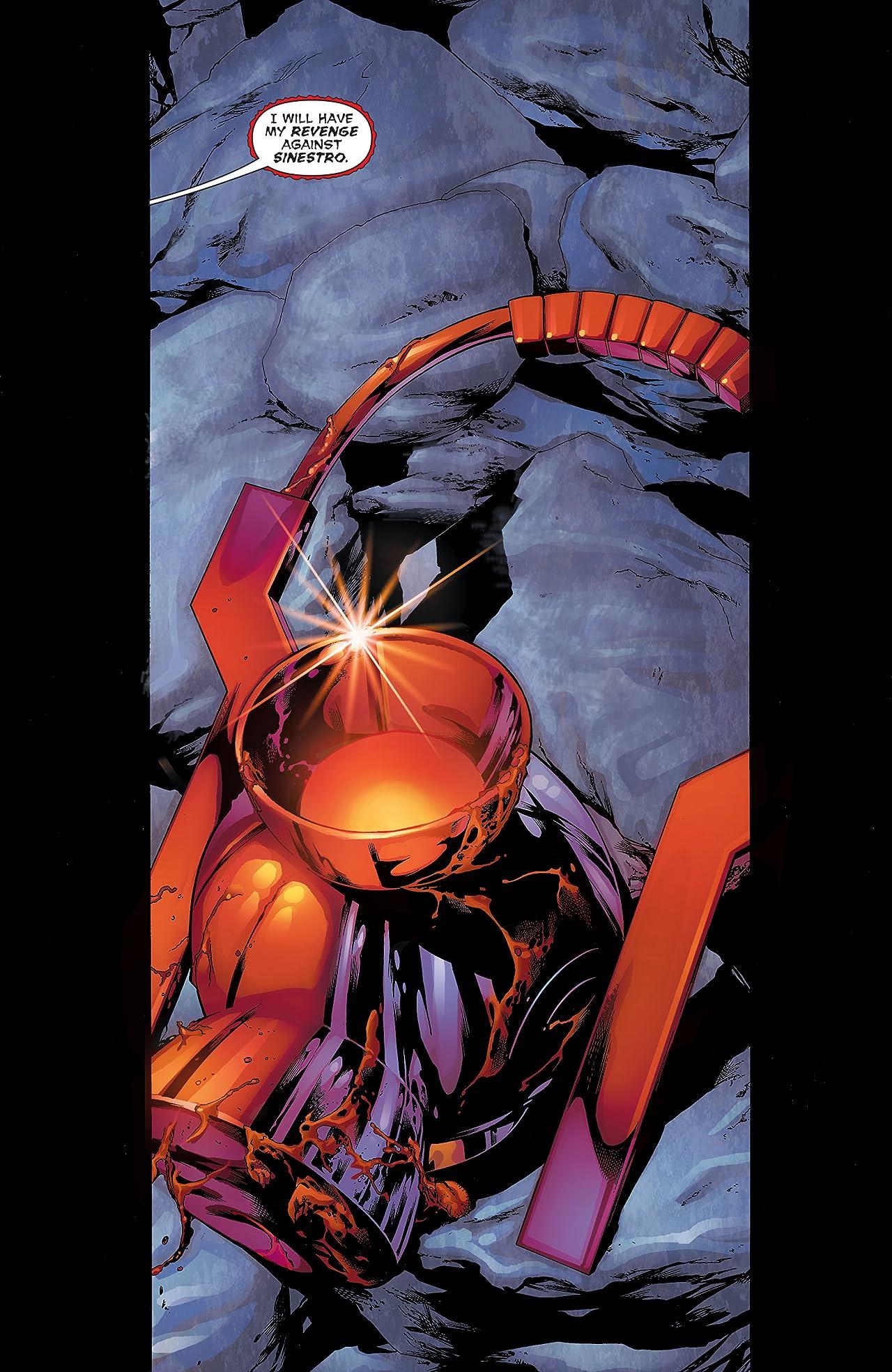 Green Lantern (2005-2011) #28