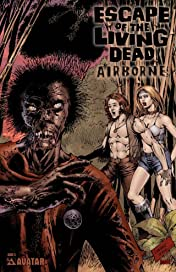 Escape of the Living Dead: Airborne #3