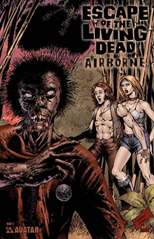 Escape of the Living Dead: Airborne No.3