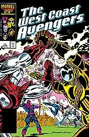 Avengers West Coast (1985-1994) #11