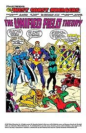 Avengers West Coast (1985-1994) #13