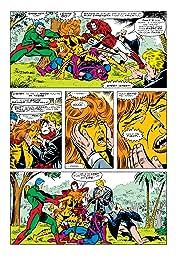 Avengers West Coast (1985-1994) #14
