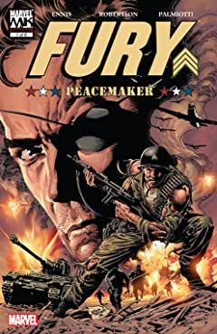 Fury Peacemaker (2006) #1 (of 6)