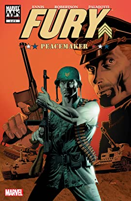 Fury Peacemaker (2006) #3 (of 6)