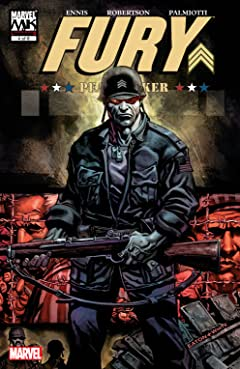 Fury Peacemaker (2006) #4 (of 6)