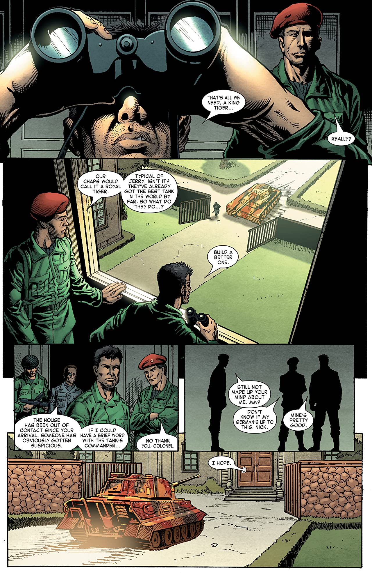 Fury Peacemaker (2006) #5 (of 6)