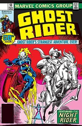 Ghost Rider (1973-1983) #50