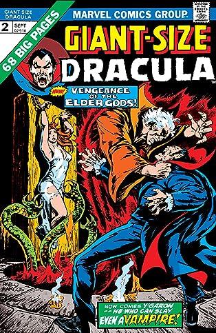 Giant-Size Dracula (1974-1975) #2