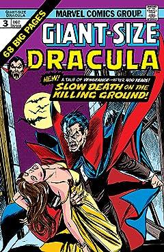 Giant-Size Dracula (1974-1975) #3