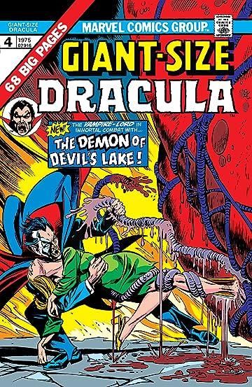 Giant-Size Dracula (1974-1975) #4
