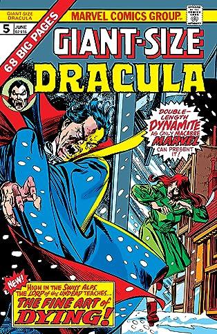 Giant-Size Dracula (1974-1975) #5