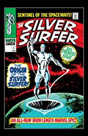 Silver Surfer (1968-1970) #1