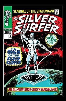 Silver Surfer (1968-1970) #1