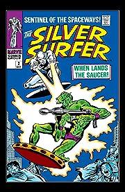 Silver Surfer (1968-1970) #2