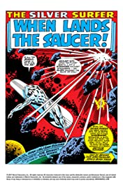 Silver Surfer (1968-1970) #2