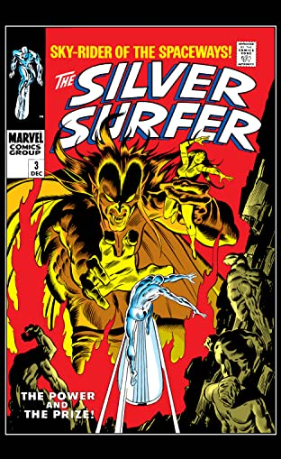 Silver Surfer (1968-1970) #3