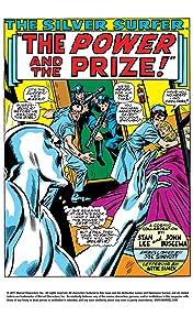 Silver Surfer (1968-1970) #3