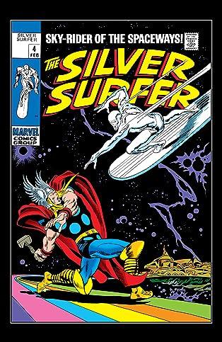 Silver Surfer (1968-1970) #4