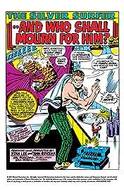 Silver Surfer (1968-1970) #5