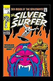 Silver Surfer (1968-1970) #6