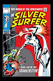 Silver Surfer (1968-1970) #7